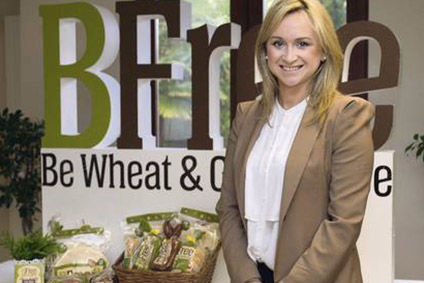 Alex Murphy, general manager, BFree Foods