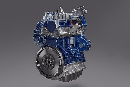 New two-litre Euro VI-compliant turbodiesel is designed and made in-house; appears first in Fords Transit CV line