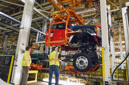 Ford Temporarily Axes Truck Making Jobs Moved From Mexico