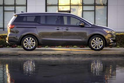 Ysis 2016 Kia Carnival Platinum Automotive Industry Just Auto