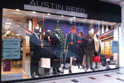 Retailer Austin Reed Goes Into Administration Apparel Industry News Just Style