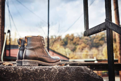95.5% of leather used by Timberland comes from tanneries with a Gold or Silver rating from the cross-brand Leather Working Group (LWG)