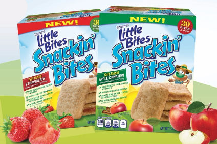 Grupo Bimbo has launched Snackin Bites in the US