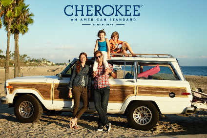 Cherokee Global Brands has additional new licensing partners for its Cherokee brand in the US