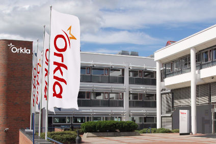Orkla - expanding the product range and customer base of its ingredients arm.