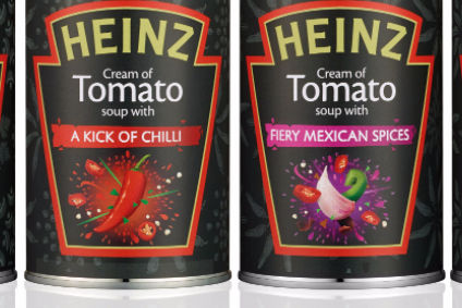 Kraft Heinz fighting to maintain market share in UK soup category