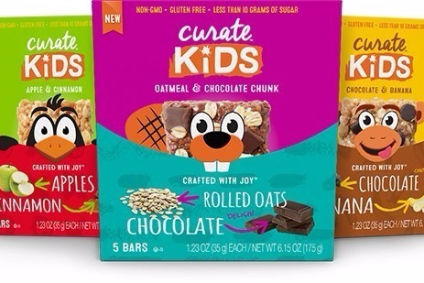 Abbott launches Curate kids snack bar line