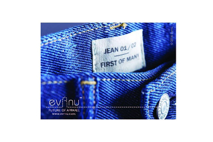 Levis is named top in a list of textile firms in China as having the greenest supply chain