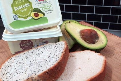 "Tesco claims UK ""first"" with avocado spread"