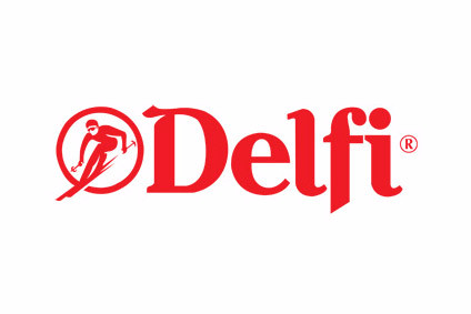 Delfi has reported higher first quarter profits despite a fall in sales