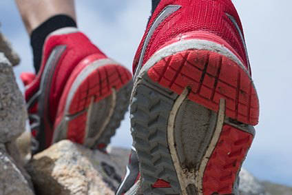 trainer sales overtake high heels