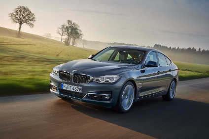 BMW says the new, standard-fitted LED headlights for dipped and high beam and the LED front foglamps lend the BMW 3 Series Gran Turismo a more sporting appearance.