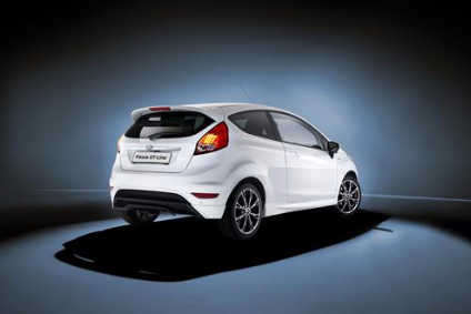 Another month, another chart-top for Fords Fiesta