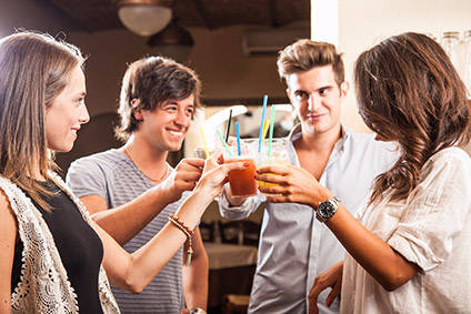The on-premise channel is awash with early adopters, setting the trends for the alcoholic drinks industry