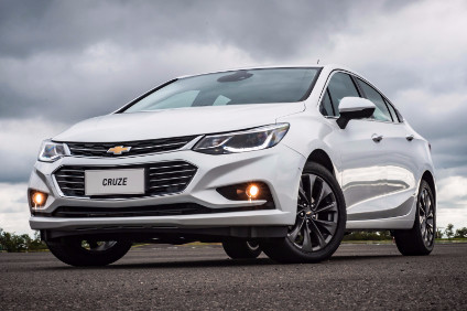 New South American Cruze is all but identical to North American version
