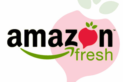 AmazonFresh service available in London