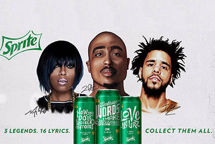 Coca-Cola Co updates Sprite 'Obey Your Verse' in US