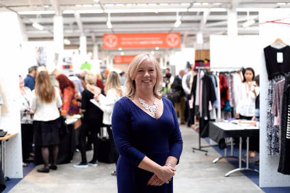 Kate Hills, founder and CEO of 'Make it British'