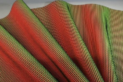 478d64f683 Asics and Toray team up on colour-changing textile | Apparel ...