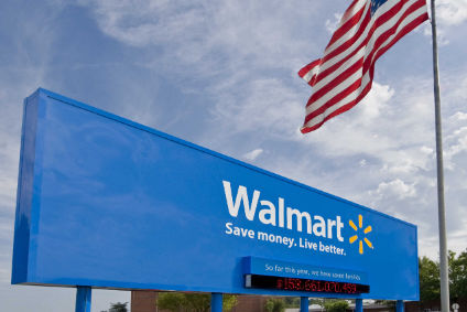 Wal-Mart outlines targets on nutrition and sustainability