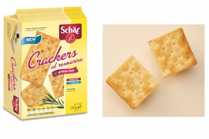 Dr Schar adds to gluten-free offering with crackers