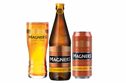 C&C Group said it wants to focus on its pear and apple Magners flavours