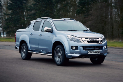 Isuzus D-Max will be the basis of Mazdas BT-50 pickup replacement