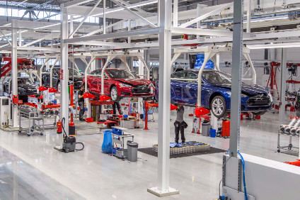 Tesla is expanding its global manufacturing footprint