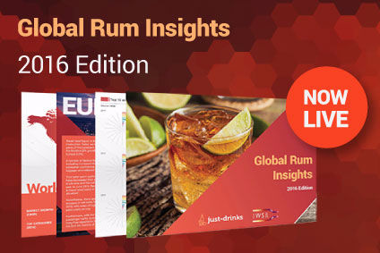 Rum volumes set to fall over next five years - research