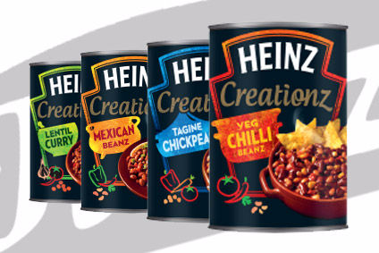 Kraft Heinz launches new Creationz range