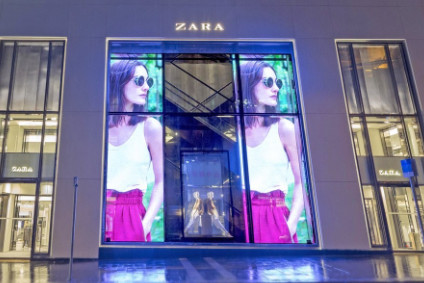 Higher sales boost Inditex Q1 profit