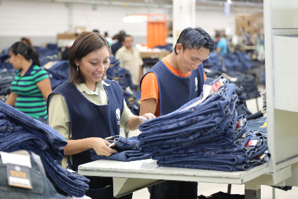 VF Corp owns 24 manufacturing sites, including this facility in Mexico