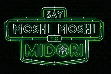 The Moshi Moshi campaign was first launched in the US in December