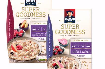 Pepsico Says Quaker Oats New Super Goodness Range Has Enhanced Nutritional Qualities