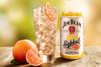 Beam Suntory to chase low-cal RTD boom with 2021 launches - CEO