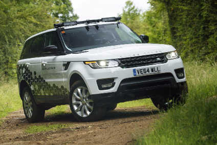 All stolen JLR engines have now been retrieved
