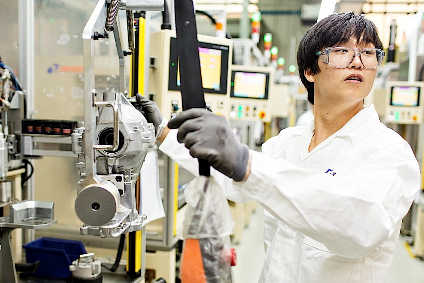 GKN sees strong growth ahead for its AWD products in China