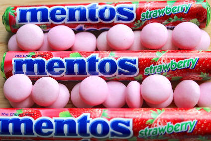Perfetti Van Melle to sell Mentos through Amazon Dash in US
