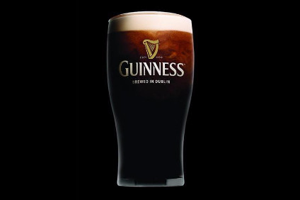Diageo said its main focus over the past few years has been Guinness and Smirnoff Ice