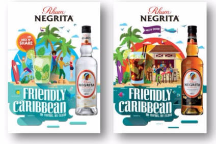 La Martiniquaise-Bardinet will roll out the Negrita campaign this year