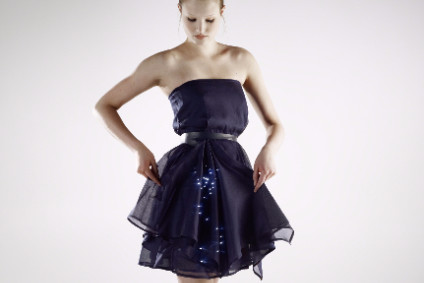 Freely formable electronic systems open up new possibilities for the design of fashion items