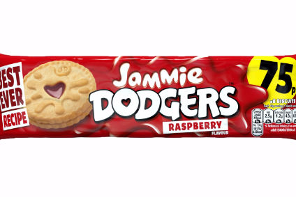 Burtons looking to focus on brands including Jammie Dodgers after sale of Cadbury licence