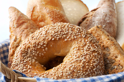 Global Bakeries range includes pita bread, pita chips, bagels and croissants