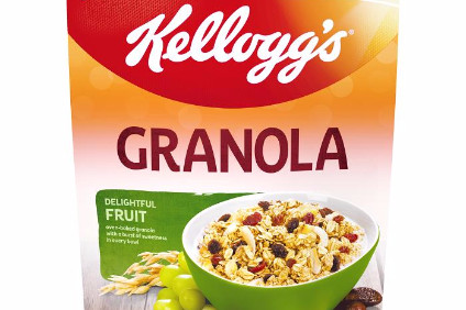 Kellogg launches granola and muesli range in UK