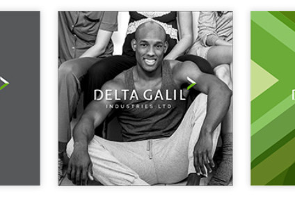 Celebrating its 40th anniversary this year, Delta Galil has unveiled a new image and logo