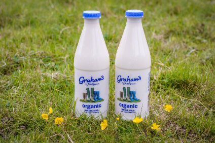 Grahams The Family Dairy launches organic whole milk