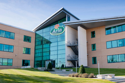 Arla Foods points to branded growth as group sales decline