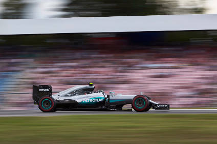 The 2016 Formula One World Championship season continues this weekend with Round 13, the Belgian Grand Prix, from Spa-Francorchamps. Hamilton starts with a handicap...but this chap (Rosberg) doesnt