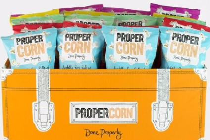 Propercorn has recently entered the Swedish and Norwegian markets