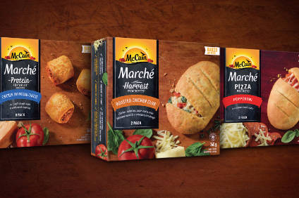 McCain Foods launches Canada snacks line